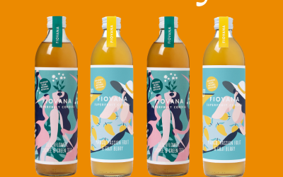 Fiovana Drinks launches in Sainsburys
